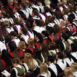 Research suggests that the Government will gain thousands of extra pounds from graduates over their working lifetime