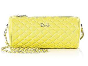 Bag £290; by D&G, available at my-wardrobe.com