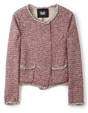 Jacket £635; by D&G, available at my-wardrobe.com