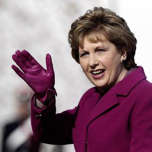 President Mary McAleese said the Queen visit represents an extraordinary moment in Irish history