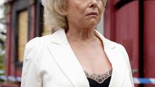 Eastender Peggy Mitchell played by Barbara Windsor