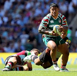 Manu Tuilagi (right)