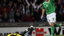 David Healy hasn't scored for Northern Ireland since 2008 but the Rangers striker is relishing the chance to shine under Michael O'Neill