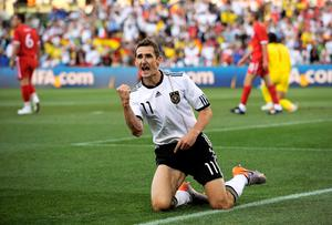 Germany v England, World Cup 2010
