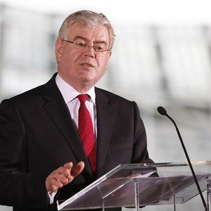 Tanaiste Eamon Gilmore said the latest cuts were necessary to move the country a step closer to recovery