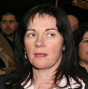 Sinn Fein's Jennifer McCann, pictured here in 2007, will take over from Martina Anderson as Junior Minister at Stormont