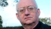 Monsignor Maurice Dooley says his responsibility is to maintain the confidentiality of information