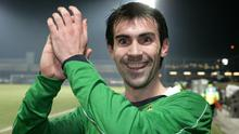 Keith Gillespie is one of the most-capped players in Northern Ireland's history