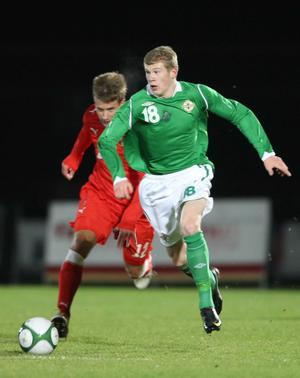 James McClean has signed for Sunderland and changed international allegiance to the Republic