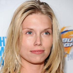 Theodora Richards was allegedly seen painting graffiti on the side of a building in Manhattan (AP)