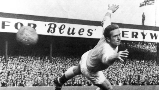 Harry Gregg