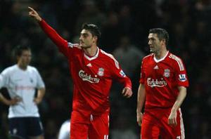 <b>Albert Riera: Liverpool to Olympiacos</b><br /> Occasional Spain international Albert Riera arrived at Liverpool in 2008 with a good reputation amidst a certain degree of hope on the part of increasingly beleagered Liverpool fans. He leaves with barely a fanfare, another big Benitez signing which didn't really pay off. That said, he played two decent seasons' worth of football for the Reds, who have made around a £3m loss on him, as he moves to Greece for £5m