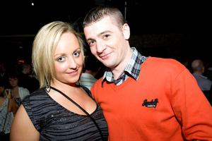 The Botanic Inn, Belfast pictured Claire Duffin and Sam Smith