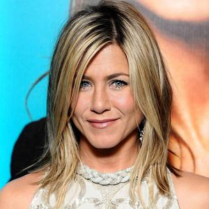 Jennifer Aniston says she feels ready to deal with life's challenges