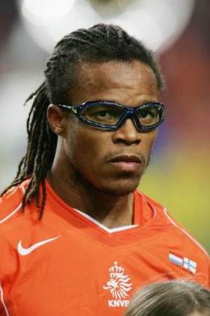 <br /><b>Edgar Davids' glasses</b><br /> The Dutchman needed to wear glasses to protect his eyes after surgery, but his decision to wear the most garish 'goggles' possible has left him open to allegations of crimes against fashion