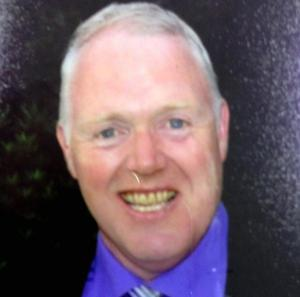 David Black was shot as he drove to work in Co Armagh on November 1