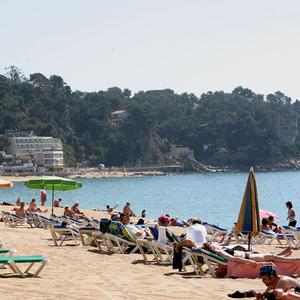 A holidaymaker has become the latest Briton to die after a hotel fall on Spain's Balearic Islands