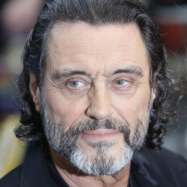 Ian McShane listened to Bob Dylan to get into the spirit of Blackbeard for the new Pirates of the Caribbean film