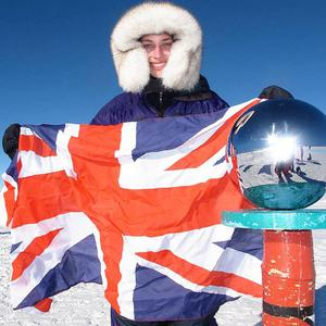 Schoolgirl Amelia Hempleman-Adams, 16, has become the youngest person to ski to the South Pole