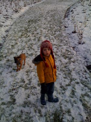 Lorcan and Marley. By William Dunne