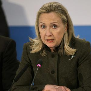 US secretary of state Hillary Clinton will be among those meeting to discuss ways of ending the violence in Syria