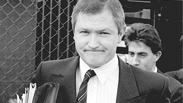 PACEMAKER BFST 31-03-98; Belfast solicitor Pat Finucane who was shot dead by Loyalists.