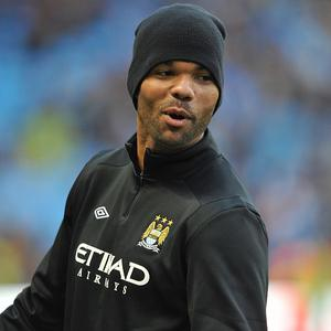 Joleon Lescott has ruled out a loan move this January despite no longer being first choice at Manchester City