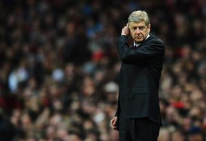 Despite his dazzling history at Arsenal, Arsene Wenger is under increasing pressure as the club looks unlikely to qualify for next season's Champions League