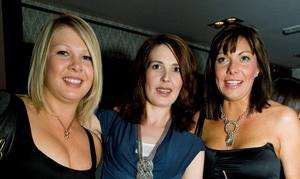 Horatio Todds pictured Lynne Scott, Lesley Scott and Sarina Ennis