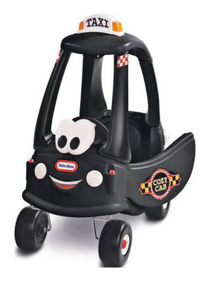 <b>6. Little Tikes Cozy Cab</b>  £43.99, mothercare.com  A fantastic outdoor toy, this new model in the Cozy Coupes range is available in black or yellow and comes with stickers so little ones can personalise their vehicle.