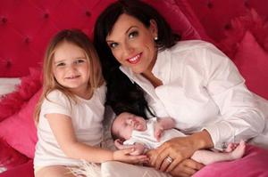 "Joan Burney Keatings with Zara (3) and Savanna (4 months) <p><b>To send us your Baby Pics <a href=""http://www.belfasttelegraph.co.uk/usersubmission/the-belfast-telegraph-wants-to-hear-from-you-13927437.html"" title=""Click here to send your pics to Belfast Telegraph"">Click here</a> </a></p></b>"