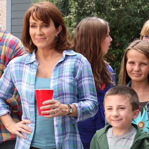 Patricia Heaton loves playing a less than perfect mother