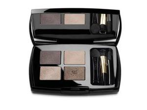 <b>5. Les Oeillades in Blondette Fatale</b><br/> £33, Lancôme, available nationwide These flattering shades range from bronze to rose gold, with taupe for a rich, smoky base colour.