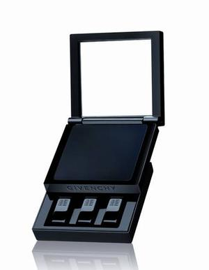 <b>8. L'Ombre Noir</b><br/> £34, Givenchy, 01932 233 824 This multi-purpose brick of intense blue black can be applied either wet or dry with one of three brushes to achieve different, dramatic effects.