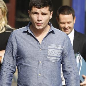 Jody Latham has been spared a spell behind bars