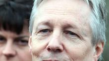 Peter Robinson, DUP leader, has said it is too soon to say if a deal will be done on policing