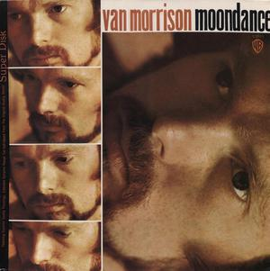 Van Morrison album cover. Moondance. Music