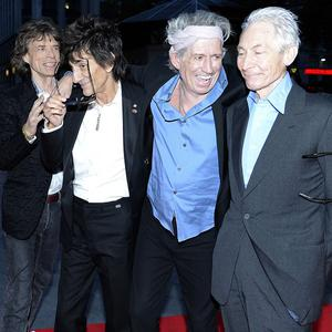 Mick Jagger, Ronnie Wood, Keith Richards and Charlie Watts are planning a string of shows