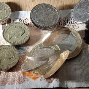 The number of people declared insolvent in England and Wales has hit a two-year low