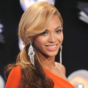 Beyonce has topped a list of the world's most beautiful women