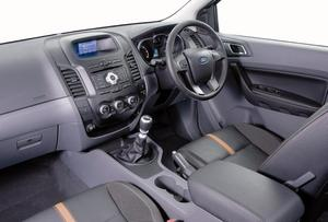 Features include dual-zone climate control, cruise control, satellite navigation with five-inch colour screen, Bluetooth connectivity and interface connections for external audio devices