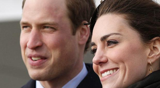 William and Kate will become the Duke and Duchess of Cambridge
