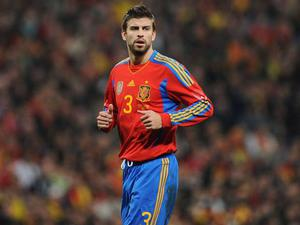 <b>Gerard Pique (Spain)</b><br/> With the likely absence of Barcelona captain Carles Puyol, Spain have been left with a gaping hole in their defence. The man entrusted with filling it will be his club team-mate Gerard Pique. The former Manchester United defender is regularly in the Spanish newspapers for reasons other than football, owing much to his high-profile relationship with singer Shakira, and that has impacted on his domestic season. While dropped by Barcelona manager Pep Guardiola, with Puyol staying at home, that is not an option open to Spain coach Vincent del Bosque. Although it's unlikely he'd want to in any case, as Pique was pivotal in Spain's World Cup triumph and a nickname like Piquenbauer is not easily won.