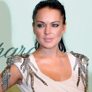 Lindsay Lohan has been treated for exhaustion he set of her latest film Liz and Dick
