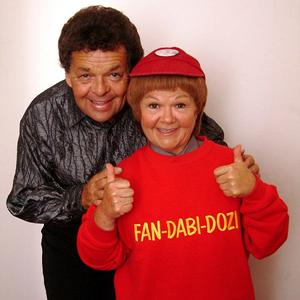 Ian and Janette Tough are also known as Wee Jimmy and Ian Krankie