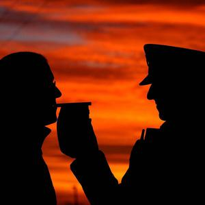 Police have caught an average of ten drink-drivers a day over the festive period