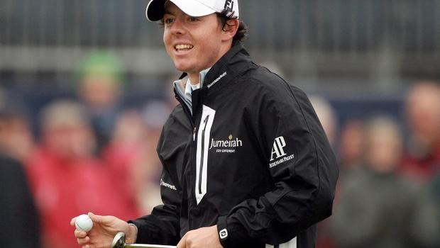 Rory McIlroy needs to work on his putting ahead of next month's Masters at the Augusta National