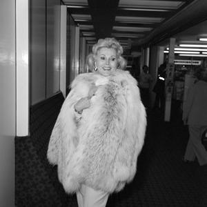 Zsa Zsa Gabor has been taken to hospital by ambulance because there is no blood flow in her left leg