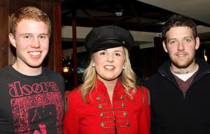 Coca-Cola Designated Driver Chaufferette with Declan Meehan and Patrick McHugh at Laverys, Belfast