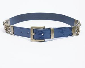 <b>Karen Walker</b>: The chain detail makes this belt by New Zealand designer Karen Walker a bit rock'n' roll, but in a subtle way. Wear it with skinny black jeans for laid-back cool. £65, www.urbanoutfitters.co.uk